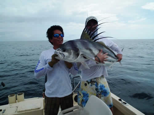 Guanacaste SportFishing Charters for Roosterfish