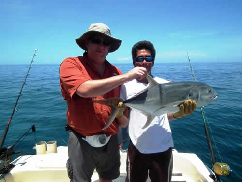 Papagayo Sportfishing for Inshore Species