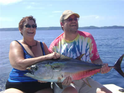 Playas del Coco Costa Rica Fishing Trips, Inshore Sport Fishing Playas del Coco