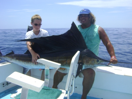 Flamingo Beach Guanacaste Fishing Charter