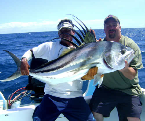 Four Seasons Papagayo Sportfishing