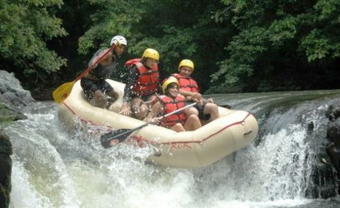 Costa Rica White Water Rafting Tours in Guanacaste